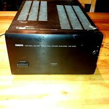 YAMAHA MX-M70 NATURAL SOUND MONAURAL POWER AMPLIFIER
