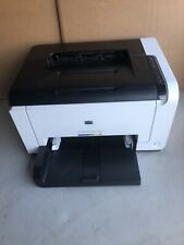 HP CE918A HP COLOR PRO CP1025NW PRINTER, Page Count Just 3493