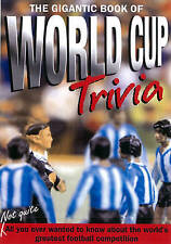 Gigantic Book of World Cup Trivia, The, Paul Willetts, New Book