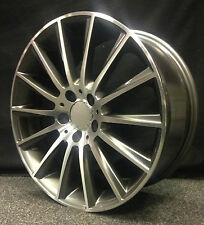 "20"" C63 S AMG STYLE ALLOY WHEELS FITS MERC E CLASS S CLASS"
