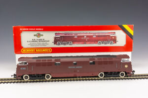 Hornby Railways R352 BR Class 52 Western C-C Diesel Hydraulic Locomotive - Boxed