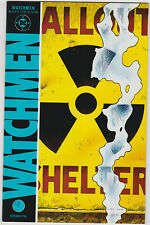 Lot of 8: Watchmen # 3,4,7,8,9,10,11,12 !986/7 Nm