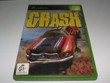 Crash XBOX Original PAL *Complete*