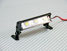 RC Scale Accessories Cree MINI LED LIGHT BAR  Metal Housing VERY BRIGHT 3 LED