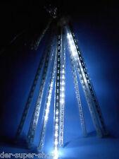 180 LED Lichterregen Lichterkette Meteor Schneeregen Schneeflocken  Außen 70195