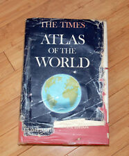 Times Atlas of the World Comprehensive Edition 1967