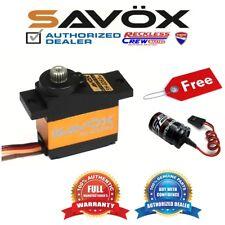 Savox SH-0262MG Super Speed Metal Gear Micro Digital Servo+ Free Glitch Buster