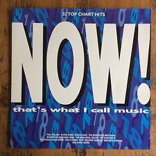 NOW18 Comp Exceptional Condition LP Album Vinyl Record NOW18 Pop Rock Soul 90's