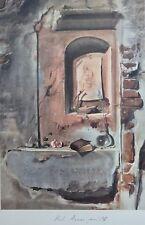 Annigoni Pietro ,Pitture Murali in Casa della Margherita Venerosi Pesciolini.