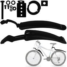 Dunlop Schutzblech Set Radschutz Spritzschutz Fahrrad Rad Universal 24 26 Zoll