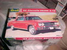 REVELL------1965 SS 396 CHEVELLE Z-16
