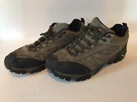 Merrell Mesa Ventilator II Walnut Mens Sz 14 Vibram Sole Low Hiking Trail Boots