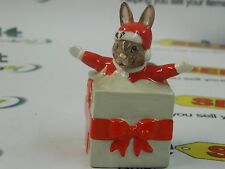 Royal Doulton Christmas Surprise Db146 Signed