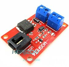 High-Current Mosfet Switch Module Dc Fan Motor Led Strip Driver Steples