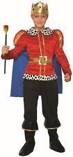Royal King Regal Kids Halloween Costume Toddler 2-4T