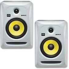"""KRK RP5G3 Rokit White 5"""" Active/Powered Near Field Studio Monitor Speaker"""