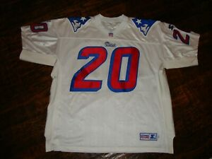 Starter Authentic New England Patriots Ferrity Jersey Vtg 90s NFL Sewn 52
