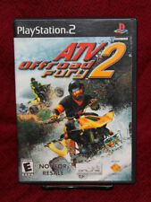ATV Offroad Fury 2 PS2 Complete CIB Sony Playstation 2 Tested Black Label