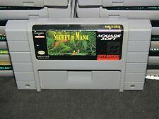 Secret of Mana Game for Super Nintendo SNES System Console *TESTED & CLEANED*