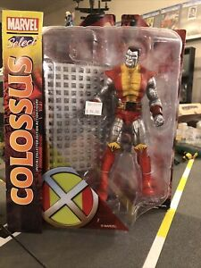 """Diamond Select Toys - Marvel Select: Colossus X-Men 8"""" Action Figure New In Box!"""