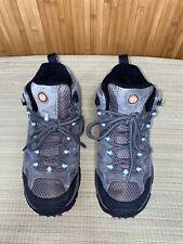 Merrell Moab Mid Hikers - Gray Khaki - Women's 6
