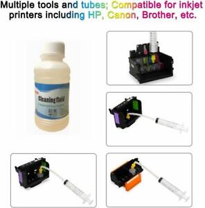 Inkjet Printers Printhead Cleaning Kit for Epson WF-3640 WF-7620 WF-3620 WF-2750