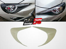 Headlights Eyelids Eyebrows Unpainted Cover For Subaru BRZ Toyota GT86 Scion FRS