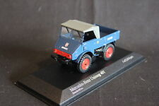Minichamps Mercedes-Benz Unimog 401 1:43 Standardblau (JS)