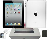 Apple iPad 2 Black, 16GB, Wi-Fi Only, Bundle and Free 2-Day Shipping Included