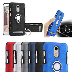 For Telstra 4GX Premium A602 / ZTE Blade A602 Heavy Duty 360 Armor Case Cover