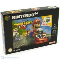 N64 / Nintendo 64 Spiel - Super Mario Kart 64 mit OVP