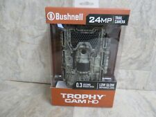 Bushnell Trophy Cam HD 24 MP Trail Camera Low Glow Infrared LEDS