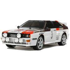 Tamiya 58667 RC Audi Quattro A2 Rally Car Kit TT-02 Chassis
