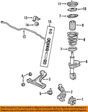 GM OEM Front Suspension-Spring Seat 88964336 Old #22177853