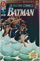 Detective Comics #663 VF/NM 9.0 DC,Knightfall Pt.10,Batman,Bane; $4 Flat-Rate!