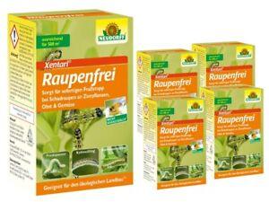 Neudorff Raupenfrei XenTari 5er Sparpack 5 x 25 g gegen Buchsbaumzünsler