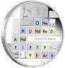 150TH ANNIVERSARY OF THE PERIODIC TABLE 2019 1oz SILVER PROOF COIN