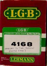 LGB 4168 WHITE PASS & YUKON  GATEWAY TO THE YUKON
