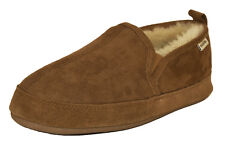 Men's 13, Qwaruba Cabin Fever Sheepskin Slipper