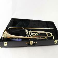 C.G. Conn Model 62H 'Symphony' Professional Bass Trombone SN 478339 OPEN BOX