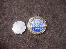 Original Horsforth Harriers 10k Run 13/10/85 concurrents badge / médaille