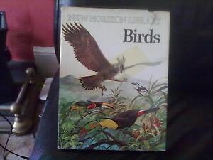 Birds-Neil Ardley Hardback English Reference Sampson Low 1974