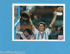 Figurina/CARDS-UPPER DECK 94 -WC USA 94- n.194- RUGGERI - ARGENTINA