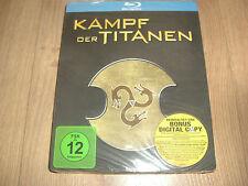 Kamp der Titanen Blu-Ray Steelbook im Schuber NEU
