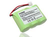 Batteria 600mAh 3.6V Ni-Mh per Siemens Gigaset 100 / 200 / A1 / A100 / T11