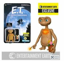 Entertainment Earth E.T. The Extra-Terrestrial ReAction Glow Figure UNPUNCHED!