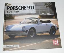 Bildband Schrader Typen Chronik Porsche 911 G-Modell + 930 Turbo + SC + Targa...