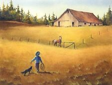 FRIENDS on the FARM by Sharon Sharpe Nice!!
