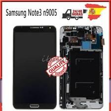 Pantalla LCD Táctil Para Samsung Galaxy Note 3 N9005 Con marco Negro Reemplazo