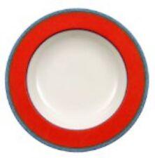 Villeroy Boch Tipo Viva Red Rim Soup Bowl Brand New